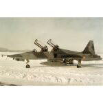 welschap, eidnhoven, airport, cold war, koude oorlog, nf5, straaljager